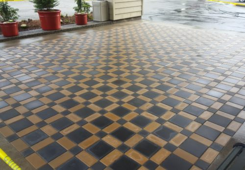 Best Western Paver Project